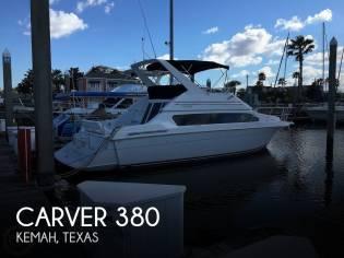 Carver 380 Santego Flybridge Cruiser