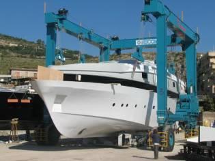 Cantieri Navali Rizzardi CR 105