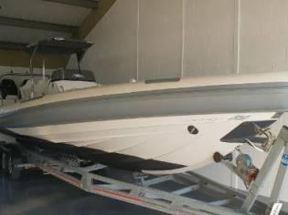 HM Powerboats Hydromax Rib