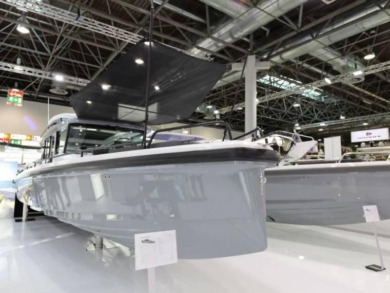 37 Cabin Brabus Line grau  2x300PS V8