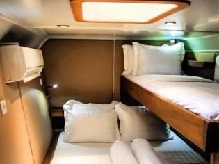 69' Custom Aluminum Catamaran