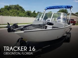 Tracker Pro Guide V-16 WT