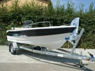 SeaRider 450 splash Konsolenboot