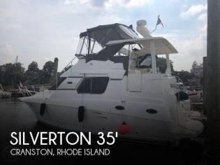 Silverton 322 MotorYacht