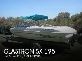 Glastron SX 195