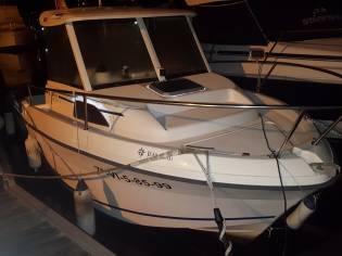 JEANNEAU MERRY FISHER 580 motor nuevo