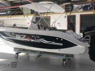 Trimarchi 57 S Package Mercury