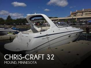 Chris-Craft 328 express
