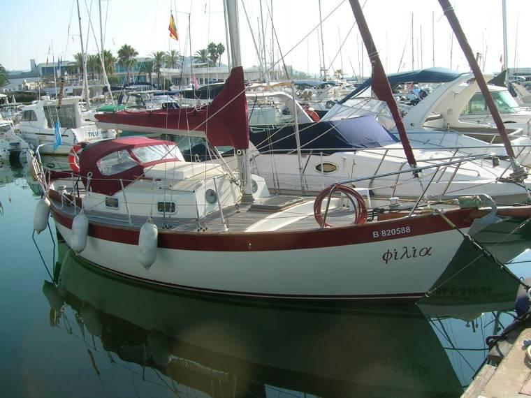 Frances 26 ( Morris Yachts 26 )