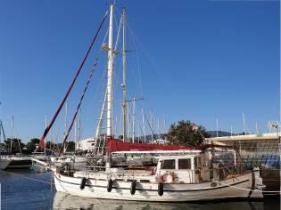 Aldag Classic 1930 Sailing Cutter