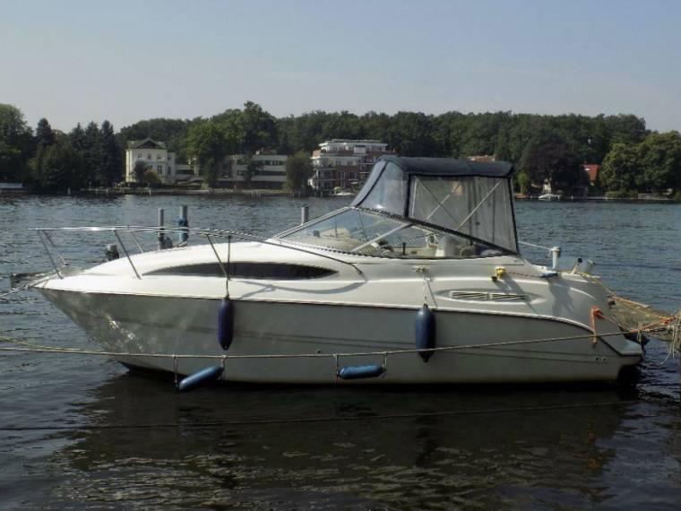 Motoryacht  2455 Alpha One  (Video)(MM)