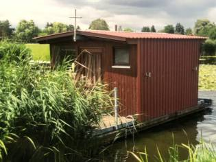 Andere Idylisches Hausboot Floss (MM)