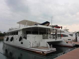 Prout 77 Power Catamaran