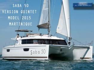Fountaine Pajot SABA 50