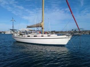 Malo 50 Bluewater Cruiser