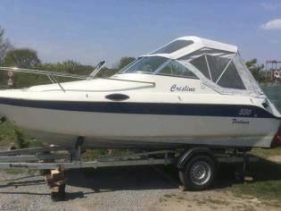 Motorboot Crisline 530 inkl. Trailer (MM)