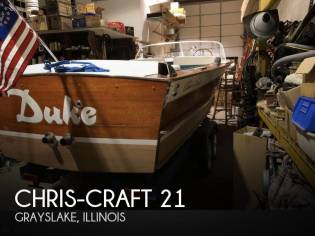 Chris-Craft 21 Super Sport