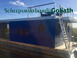 Baltic Joy Houseboat