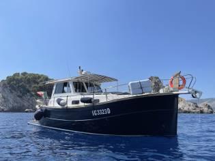 Menorquin Yacht C100
