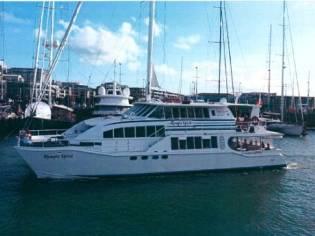 Custom Charter Catamaran