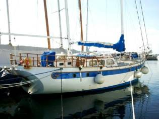 Formosa 51 Ketch