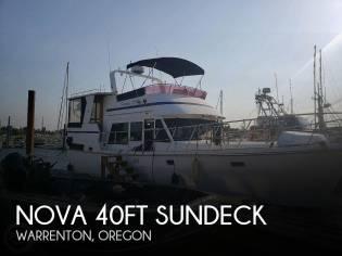 Nova Marine 40 Sundeck