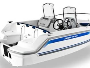 Ryds 488 Twin Konsolenboot