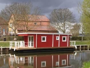 H20 Houseboat ZOE 1200