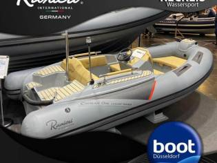Cayman one mit BF 50 Package mit Honda BF50