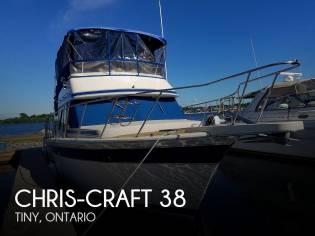 Chris-Craft Corinthian 380
