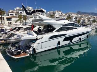 Sunseeker Sport Yacht For Charter / For Rent