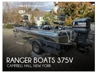 Ranger Boats Apache 375V