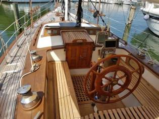 Custom Formosa Boatbuilding Co.Ltd Formosa 47