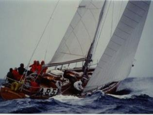 S&S 55 sloop/cutter
