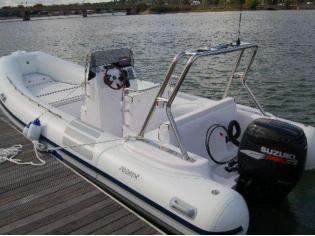 Italboats Predator 599