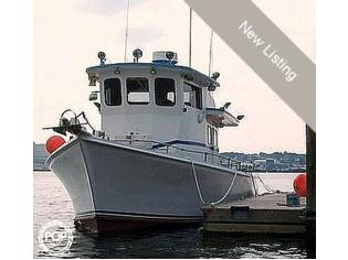 Rice Marine Custom 36 Charter/Tuna