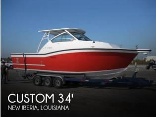Custom 34 Walkaround