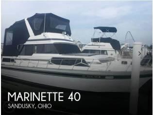 Marinette 37 Double Cabin