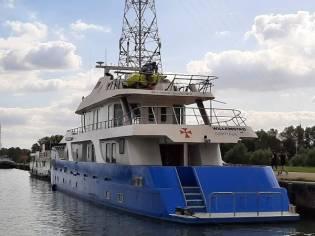 Explorer Crossover Dutch Shipyard