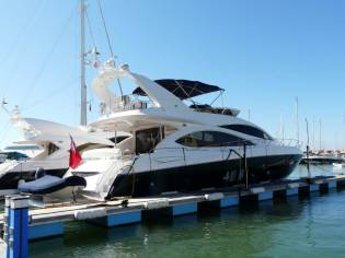 Sunseeker Manhattan 70'
