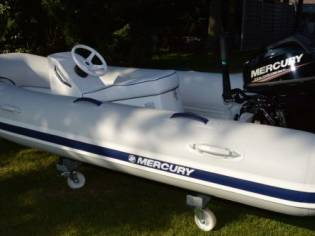Mercury Ocean Runner 340