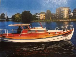 Motorkajütboot (ehemaliges Fischerboot) (MM)