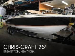 Chris-Craft Launch 25 Heritage Trim