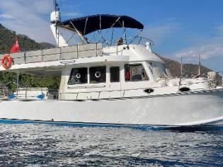 Custom-Craft 41 Trawler
