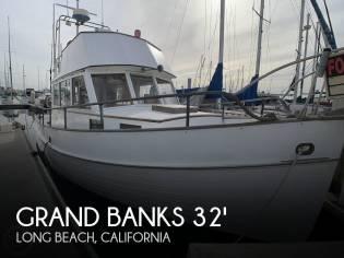 Grand Banks 32 Sedan