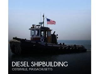 Diesel Shipbuilding 44 X 15
