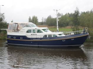 Linssen Grand Sturdy 460 AC Twin