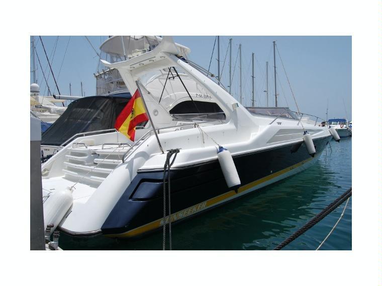 Sunseeker Apache 45 In La Palma Sportboote Gebraucht