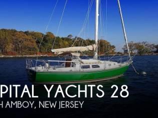 Capital Yachts Newport 28