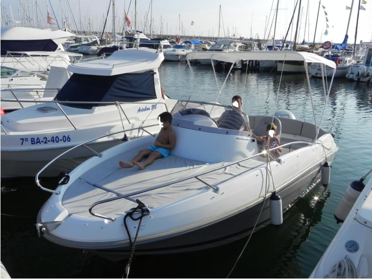 beneteau flyer 550 sun deck in port de matar u00f3